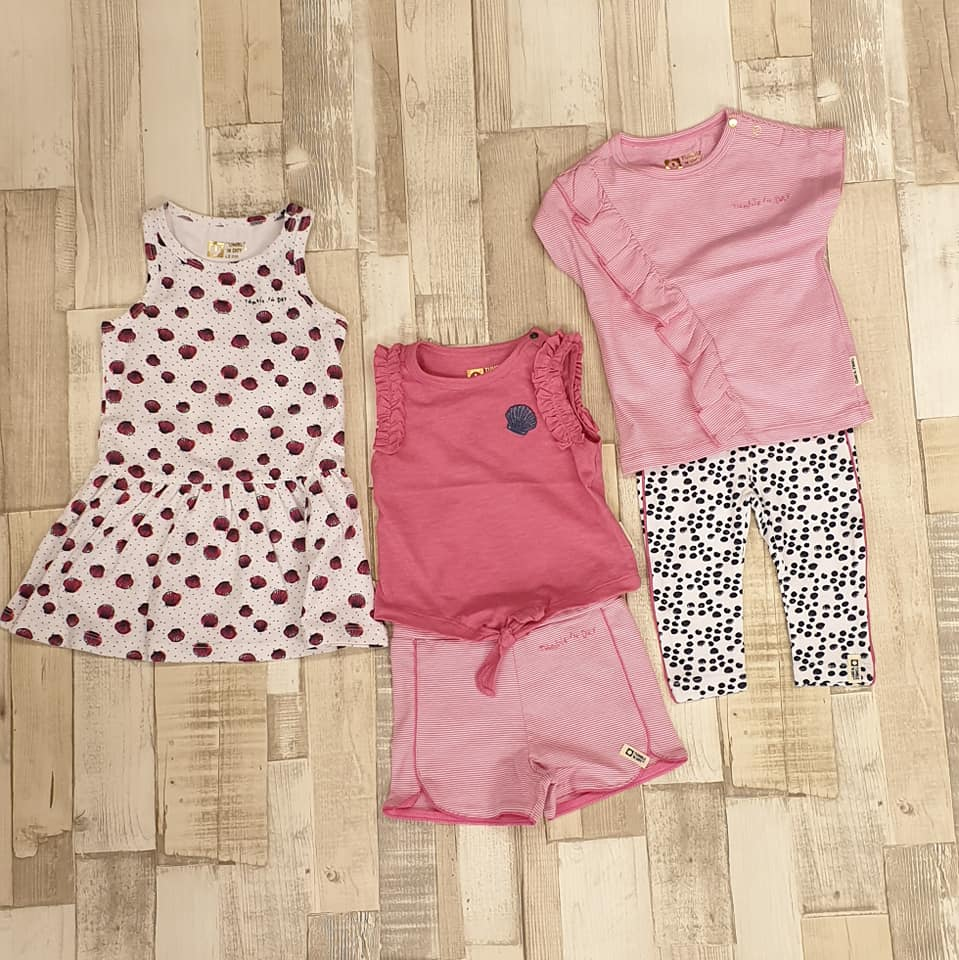 Tumble 'n dry voor baby girls