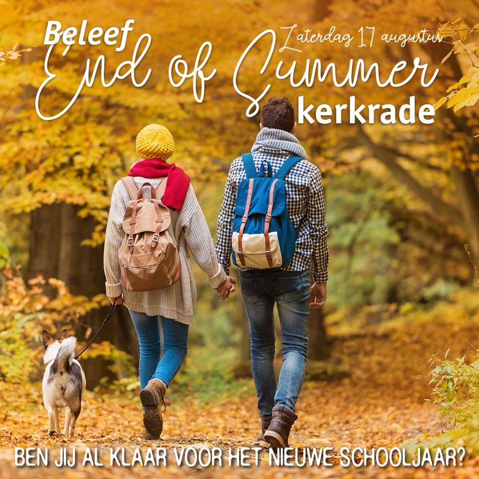Beleef Kerkrade met End of Summer koopzaterdag