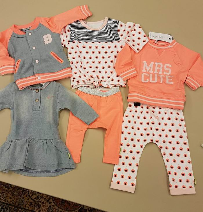 Bess babykleding voor meisjes