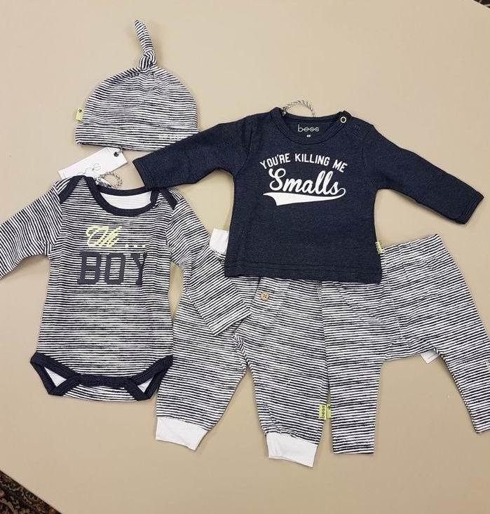 Bess babykleding voor jongens