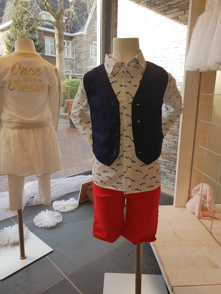 Communie en feestkleding collectie