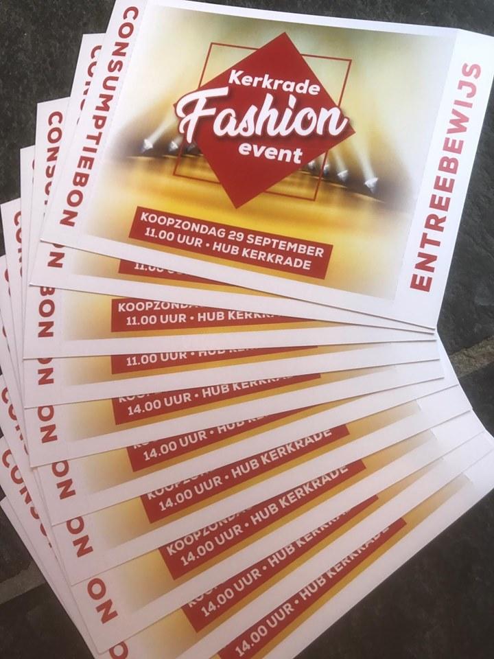 Kerkrade Fashion Event kaarten