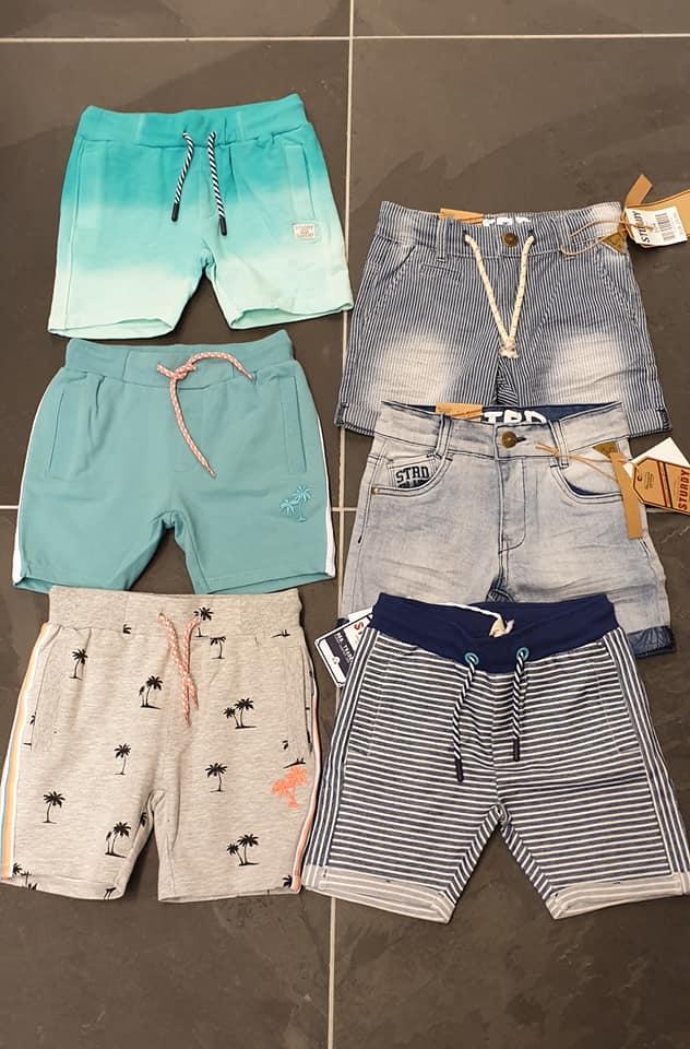 Korte broeken bij EigenWijs for Kids in Kerkrade