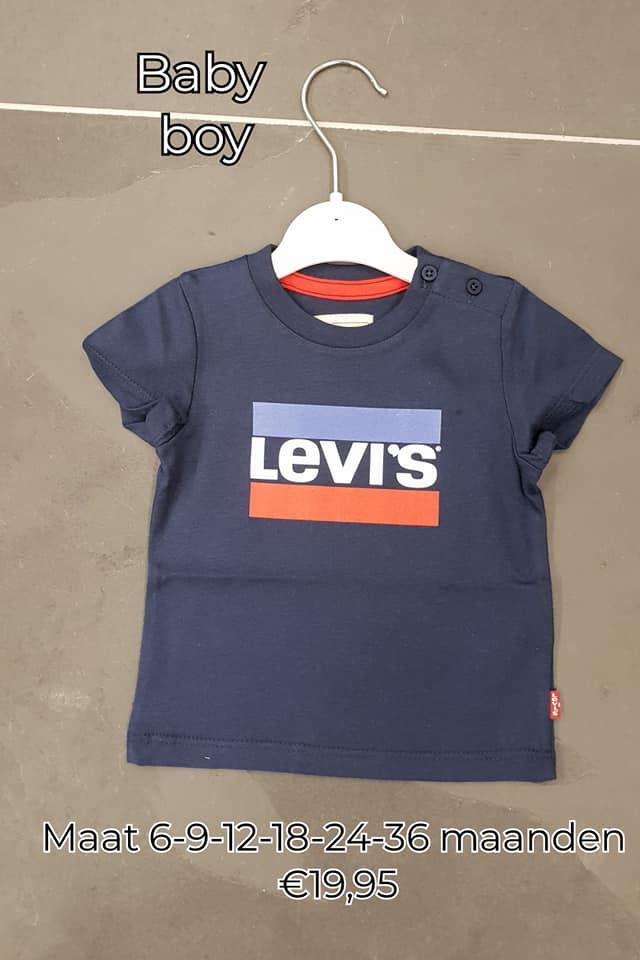 Baby kleding van Levi's