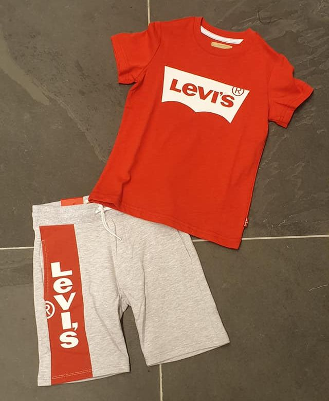 Nieuwe items van Levi's