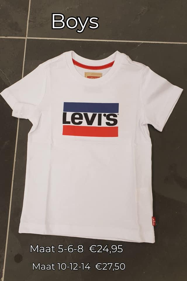 Kinderkleding van Levi's