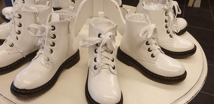 Stoere meiden boots
