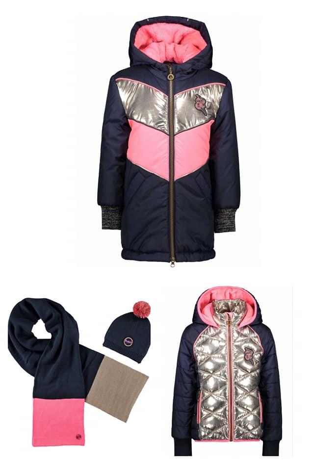 De nieuwe jassen