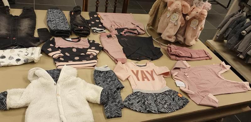 Nieuwe kinderkleding collectie van het merk Bess
