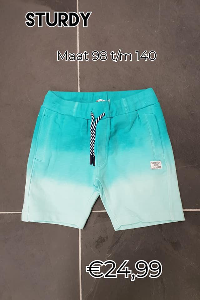 Sturdy kleding collectie voor jongens