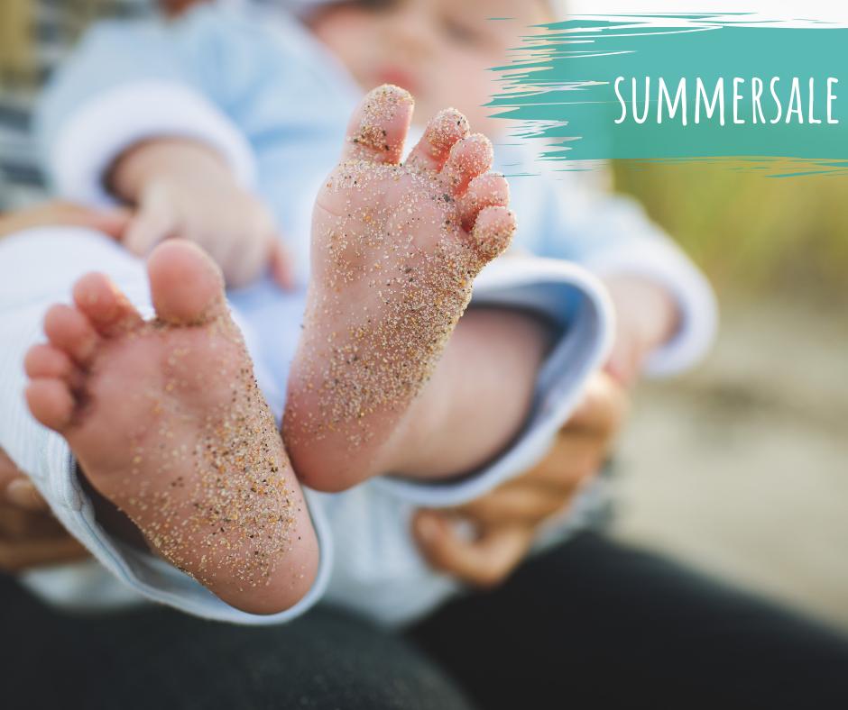 Summer sale kortingen bij EigenWijs for Kids