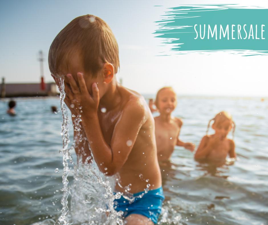 Summersale bij EigenWijs for Kids in Kerkrade