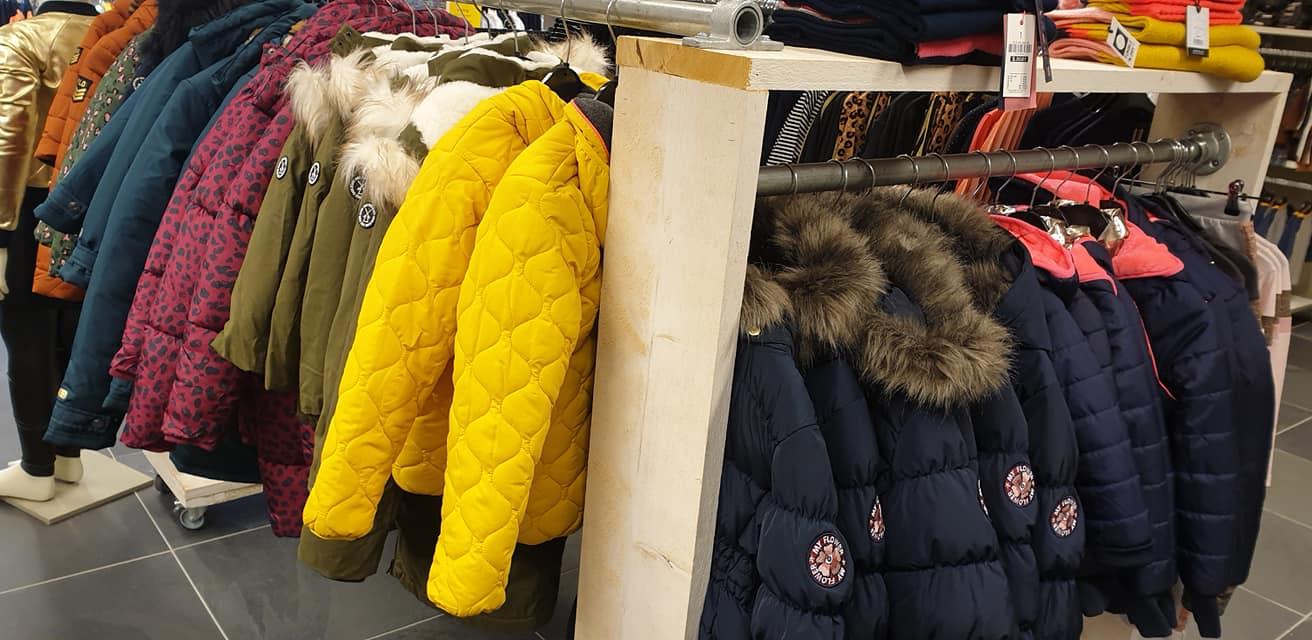 Winterjassen met korting