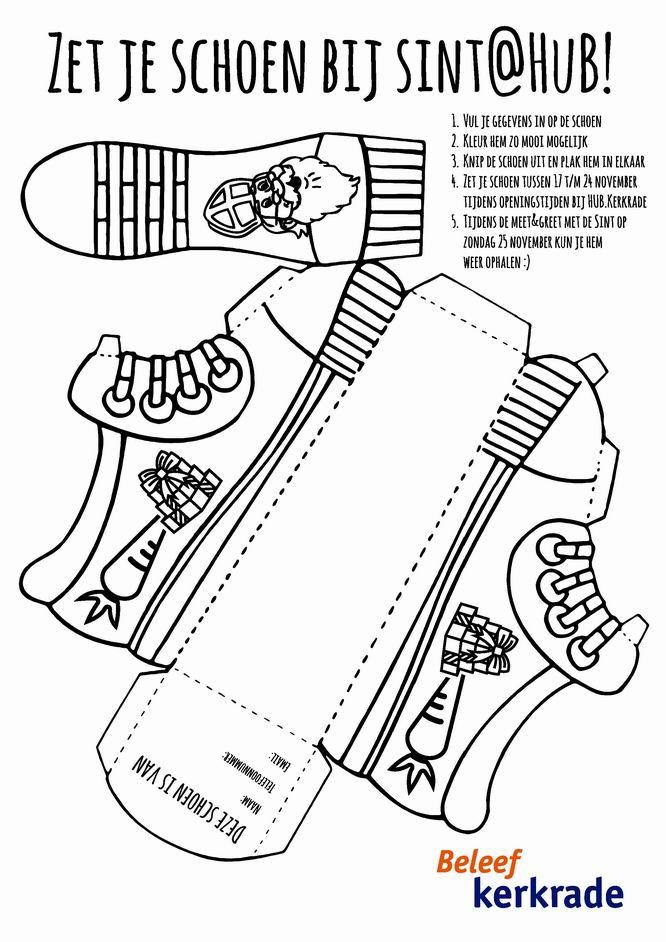 Zet je schoen in de HuB Kerkrade