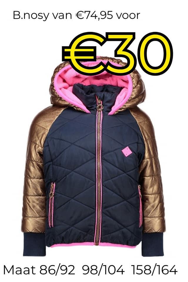 Winter jassen meiden